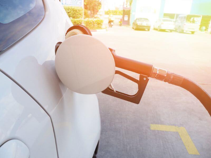 گاز هیدروژن، سوخت جایگزین بنزین